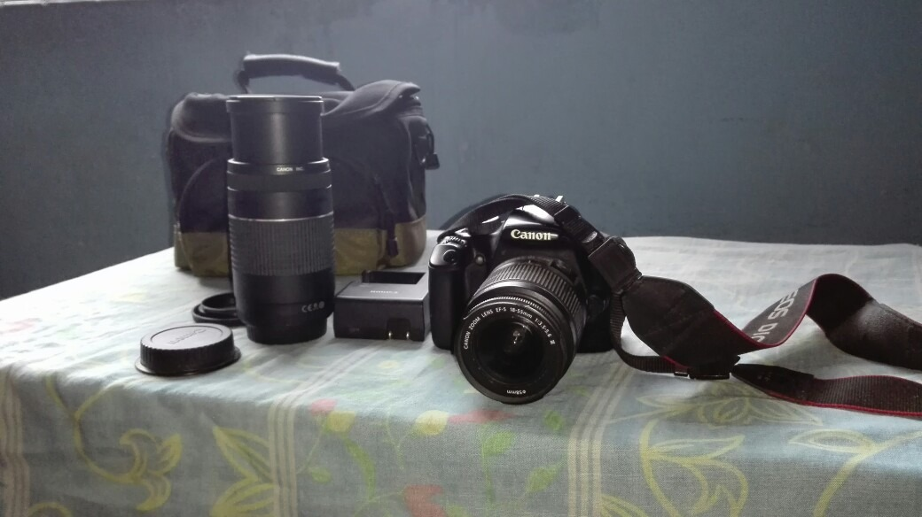 camara fotografica eos rebel t3