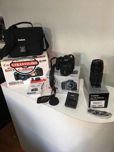 cámara fotográfica eos rebel t6