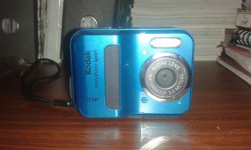 camara fotografica kodak 12mp contraagua