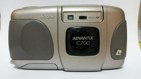 Camara Fotografica Kodak Advantik C700 Usada