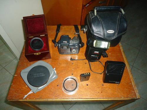 camara fotográfica kodak easyshare dx6490  con accesorios