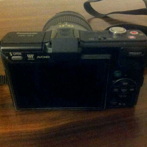 camara fotografica lumix