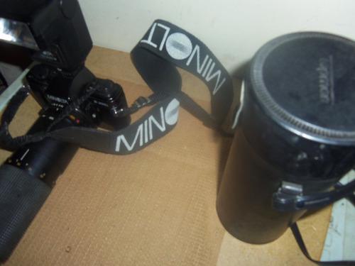 camara fotografica marca minolta 35mm. modelo x300-s