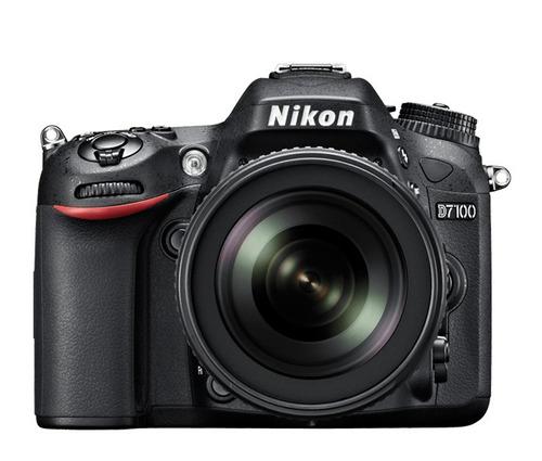 camara fotografica nikon 7100