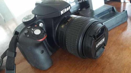 cámara fotográfica nikon d3300