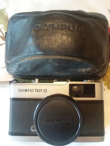 camara fotográfica olympus trip 35 colección clasica
