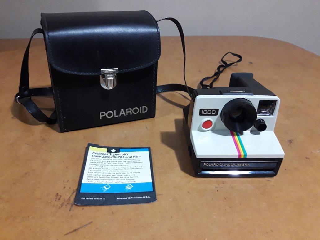 7c2560c6ddd12 camara fotografica polaroid impecable. Cargando zoom.