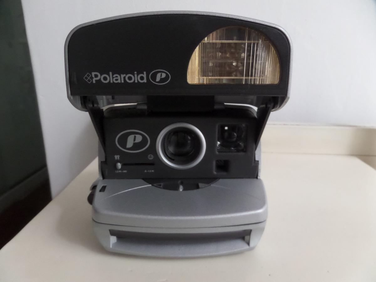 Camara Fotografica Polaroid Modelo 600 Vintage - S  60,00 en Mercado ... b3c8a0158b
