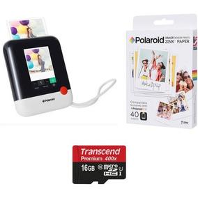 6d768e0a7f Camara Polaroid Pop - Cámaras y Accesorios en Mercado Libre Chile