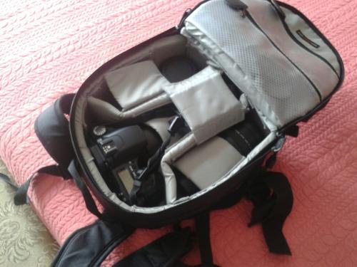 cámara fotográfica profesional canon 30d