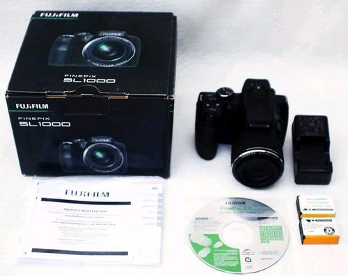 cámara fotográfica profesional +  kit para fondo ajustable