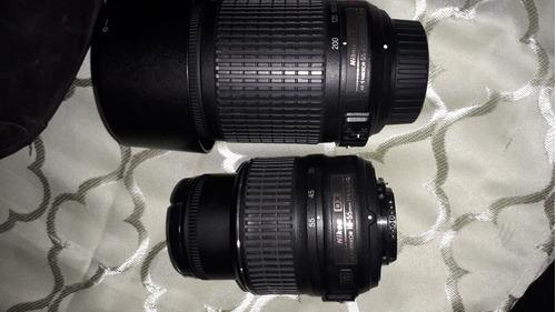 cámara fotográfica profesional nikon 5100