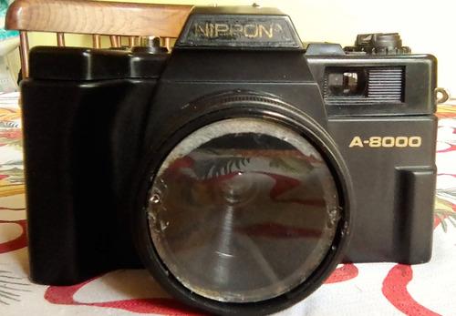 cámara fotográfica profesional nippon a 8000