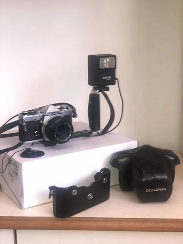 cámara fotográfica profesional olympus