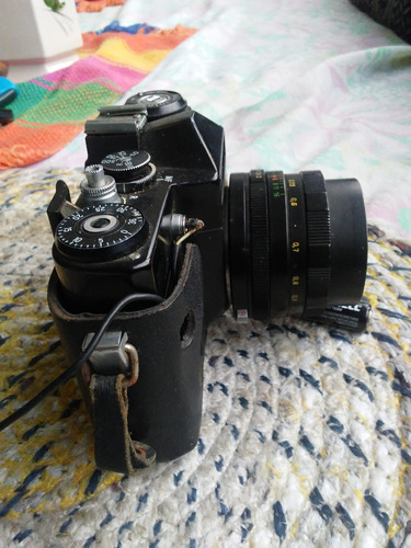 camara fotografica profesional zenit mod 3ehnt de coleccion