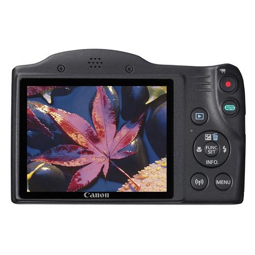 camara fotográfica semi profesional 20mp sx420 canon