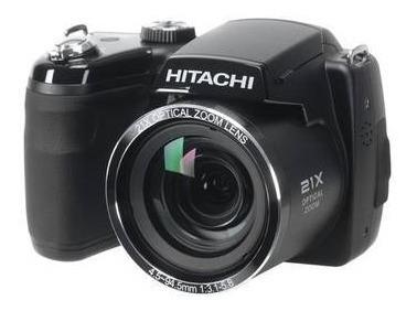 cámara fotográfica semi profesional marca hitachi