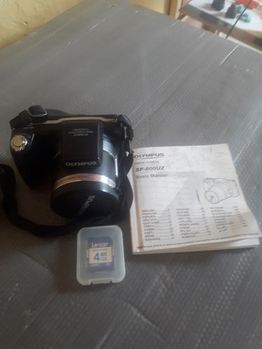 cámara fotográfica semi profesional olimpus