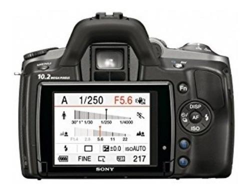 cámara fotografica sony alpha 330