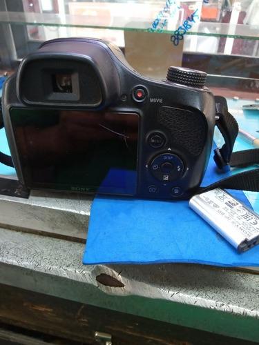 cámara fotográfica sony dsc-h400......