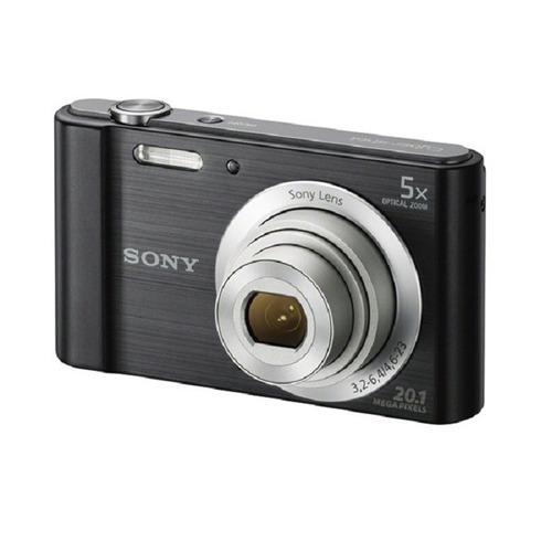 cámara fotográfica sony dsc-w800 20.1 mp zoom 5x video hd
