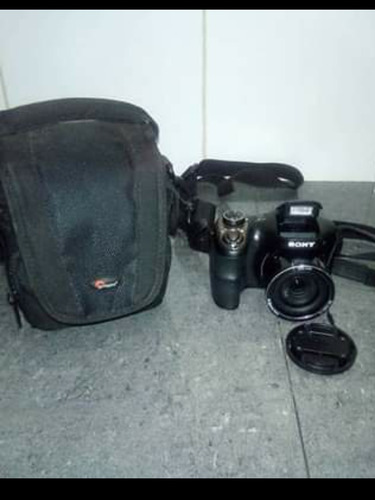 cámara fotográfica sony semi profesional