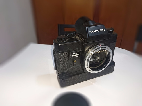 cámara fotográfica topcon mt-1, p/ cámara de retina trc-50