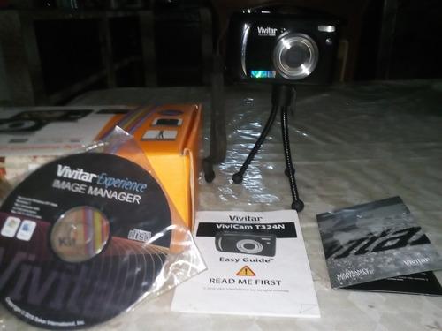 camara fotografica vivitar de 12.1 mp
