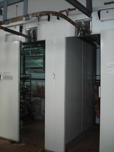 camara frigorifica panel 60 puerta techo todo p/armar x m2