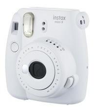 camara fuji instax mini 9 blanca selfie 10 fotos