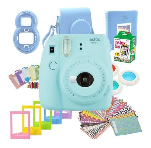camara fuji instax mini 9   funda y accesorios   40 fotos