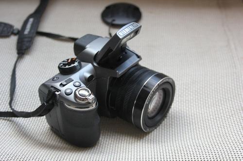 cámara fujifilm finepix s series s4200 14.0mp digital - gris