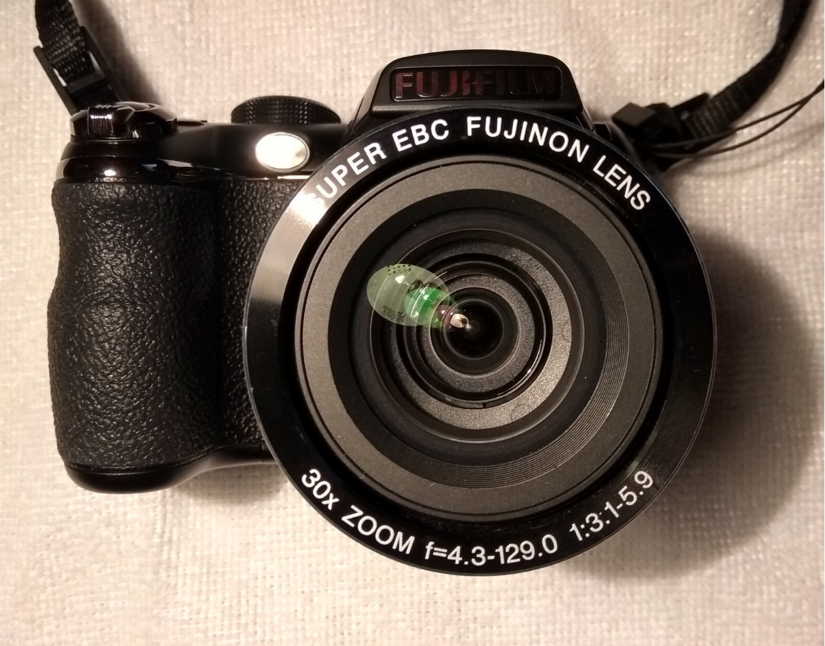 Fujifilm FinePix S4500 Camera XP