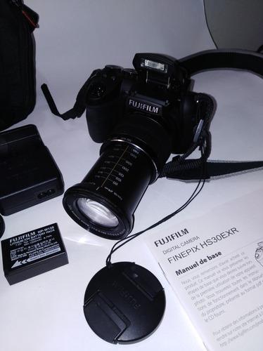 cámara fujifilm hs30exr