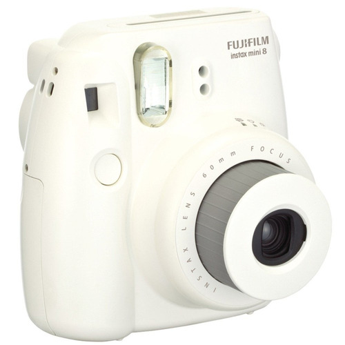 cámara fujifilm instax mini 8 blaca refurbished entrega inme