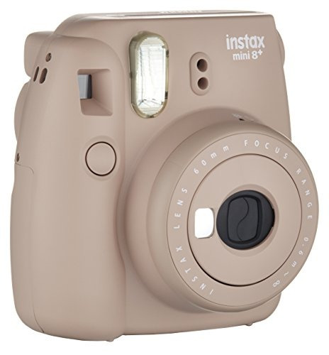 cámara fujifilm instax mini 8+ - versión internacional (coco