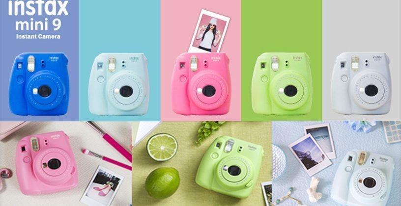 Camara Fujifilm Instax Mini 9 + Papeles X 20 - $ 2.850,00 en ...
