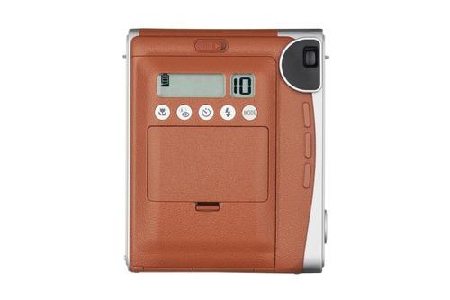 cámara fujifilm instax mini 90 neo classic- brown