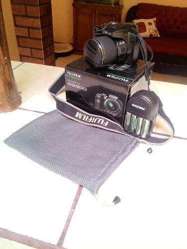 camara fujifilm s8300 - poco uso