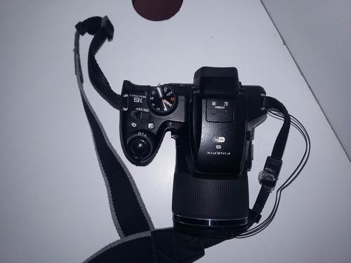 camara fujifilm s9900w -zoom x50 óptico, wifi-uso ocacional