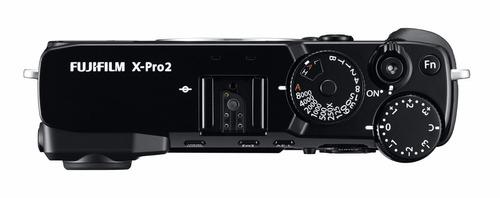 camara fujifilm x-pro2 24.3mp x-trans cmos iii aps-c sensor