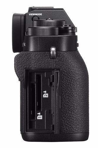 cámara fujifilm x-t2 + lente xf 23mm f1.4