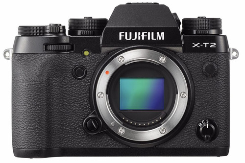 cámara fujifilm x-t2 + lente xf 35mm f1.4