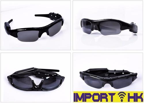 camara gafas espía dvr video expandible ranura micro sd