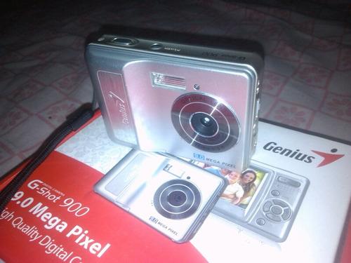 cámara genius g-shot900 9.0mp/12mp