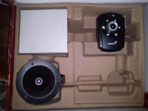 camara genius ipcam secure 300r con visión nocturna