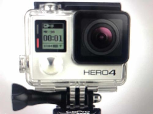 cámara go pro 4 hero