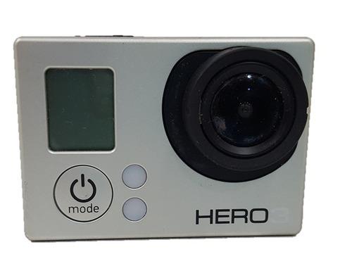 camara go pro hero 3 usada perfecto estado