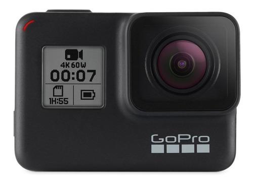 camara go pro hero 7 black 4k tienda oficial gopro
