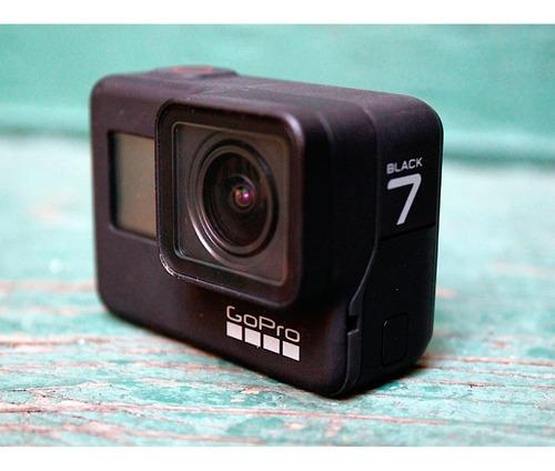 cámara go pro hero 7 black + arnes chesty harness pce